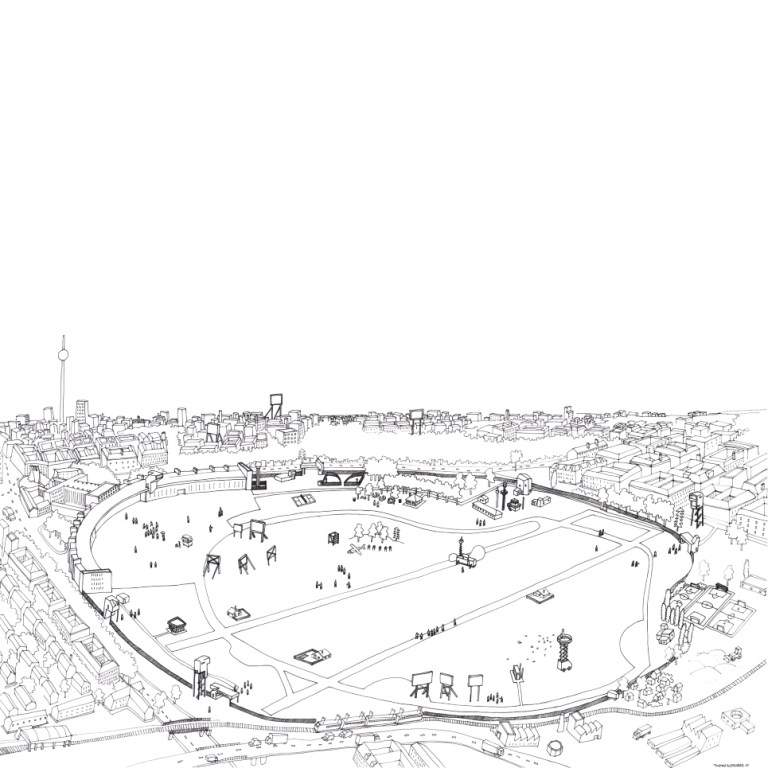 Read more about the article Eterotopia a Berlino: Tempelhofer Feld