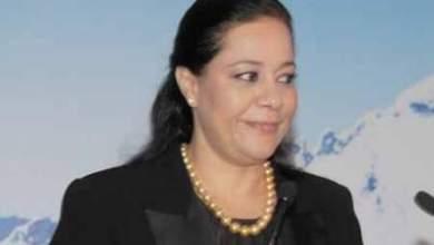 Photo of بالفيديو: مريم بن صالح بالعيون في سياق حملتها لقيادة رجال الأعمال بالمغرب