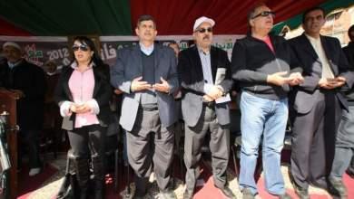 """Photo of الاتحاد العام للشغالين بالمغرب يحتفل بفاتح ماي تحت شعار """"مع الشعب إلى الأبد"""""""