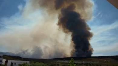 "Photo of اندلعت بـ""جبل زمزم"": إيقاف أربعة قاصرين في حرائق المضيق"