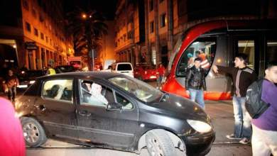 Photo of تجارب الطرامواي وحفر أشغاله: لم يعد بالإمكان التنقل في شوارع الدار البيضاء