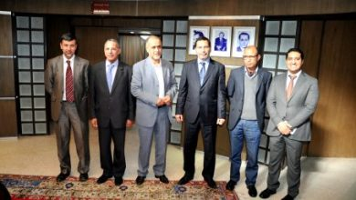 Photo of توقيع اتفاقية شراكة بين وزارة الاتصال وجمعية الأعمال الاجتماعية لصحفيي الصحافة المكتوبة