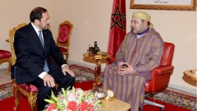 Photo of الملك يعين عبد الحميد عدو رئيسا مديرا عاما لشركة الخطوط الملكية المغربية