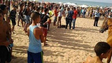 Photo of العثور على رضيع تحت رمال شاطئ بالسعيدية