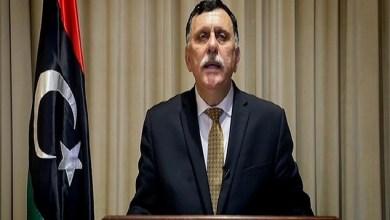 Photo of السراج يبحث تشكيل حكومة جديدة ومستعد لضم حفتر لحكومته