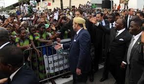 Photo of الملك في خطاب المسيرة: تعزيز السياسة الإفريقية يساهم في تحصين الوحدة الوطنية والترابية
