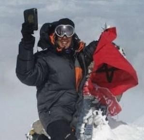 تسلق الجبال.. المغربية بشرى بيبانو تنطلق في رحلة تسلق جبل إفرست في أبريل المقبل