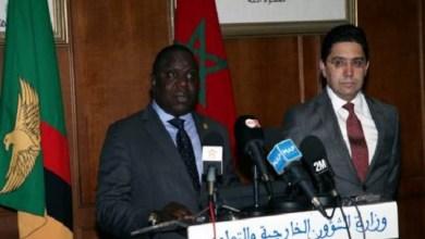 """Photo of وزير الشؤون الخارجية الزامبي يؤكد سحب زامبيا إعترافها ب""""البوليساريو"""""""
