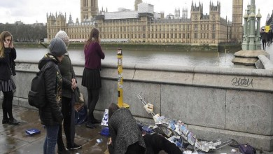 "Photo of بعد هجوم لندن.. سقوط ""غامض"" لامرأة في نهر التيمز"