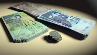 Photo of تراجع سعر الدرهم بـ 1 % مقابل الأورو وارتفاعه بـ 1,6 مقابل الدولار