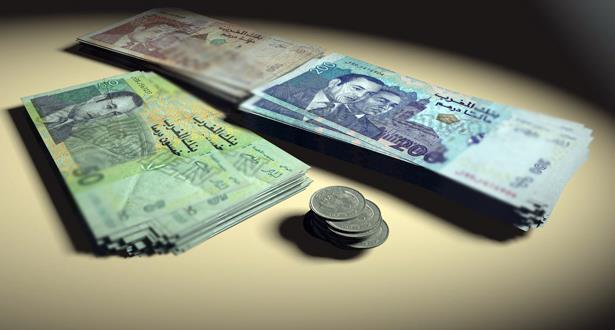 تراجع سعر الدرهم بـ 1 % مقابل الأورو وارتفاعه بـ 1,6 مقابل الدولار