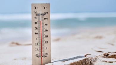 Photo of توقعات طقس الخميس.. أجواء حارة مع ظهور سحب قد تعطي قطرات مطرية