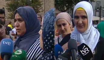 Photo of فيديو: تصريحات مؤثرة لأقارب المشتبه بتورطهم في اعتداء برشلونة