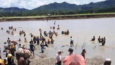 Photo of مصرع 12 من الروهينغا إثر غرق قاربهم في نهر ناف ببنغلاديش