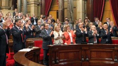 Photo of برلمان كتالونيا يعلن انفصال الإقليم في تصويت من المرجح أن تقضي المحكمة الدستورية بعدم مشروعيته