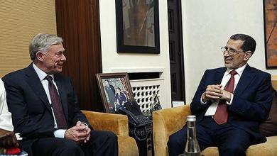 Photo of العثماني يستقبل المبعوث الشخصي للأمين العام للأمم المتحدة إلى الصحراء المغربية