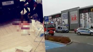 Photo of طعن أكثر من 8 أشخاص بمركز تجاري ببولندا
