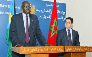 """دينغ كيول: جنوب السودان """"متفهم جدا"""" لموقف المغرب في ما…"""