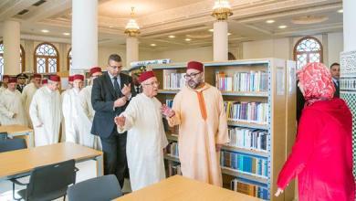 Photo of أمير المؤمنين يدشن بالدار البيضاء المركب الإداري والثقافي التابع لوزارة الأوقاف والشؤون الإسلامية