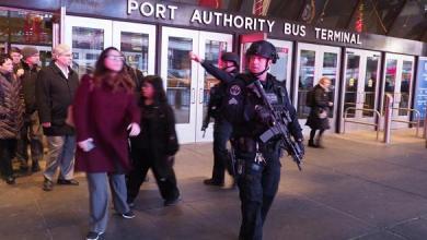 Photo of نيويورك: اعتقال مشتبه فيه عقب انفجار في محطة وسط مانهاتن