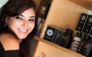 بالصور: زليخة غلاب تطرح عطرها الرجالي الجديد Ö 18