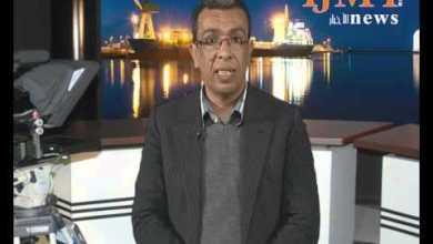 """Photo of """"الصحفي"""" حميد المهداوي ينطق """"كفرا"""" داخل قاعة المحكمة"""