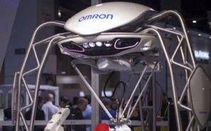 فيديو: شركة يابانية تكشف عن روبوت جديد يلعب تنس الطاولة…