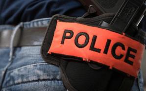 ضابط شرطة يضطر لإطلاق رصاصة تحذيرية من مسدسه خلال تدخل…