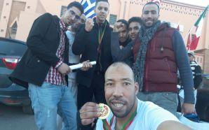 مراد غجي يحرز لقب بطولة المغرب في الكراطي كونطاكت للمرة…