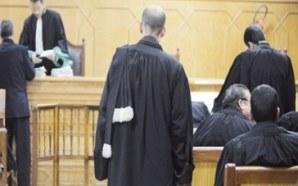 متهم يخاطب رئيس هيئة مكافحة الإرهاب في الرباط ب :…