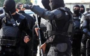 فيديو: طريقة تدخل كوموندو تابع للمكتب المركزي للأبحاث القضائية لاعتقال…