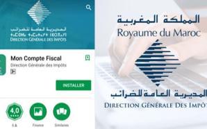 """المديرية العامة للضرائب تطلق تطبيقا هاتفيا بعنوان """"Mon Copmte Fiscale…"""