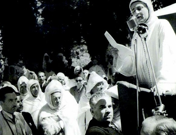 Nakba : When Mohammed ben Youssef urged Moroccan Jews to reject the