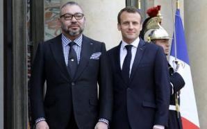 الملك محمد السادس يهنئ الرئيس الفرنسي بمناسبة فوز منتخب بلاده…