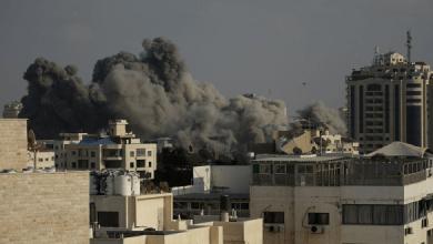 Photo of الغارات الإسرائيلية العنيفة على غزة هي الأكبر منذ حرب 2014