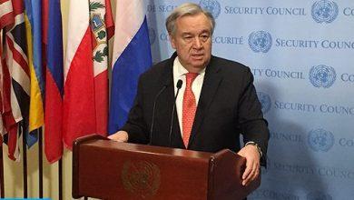 Photo of الأمين العام للأمم المتحدة يحيل تقرير عن الصحراء على الجمعية العامة