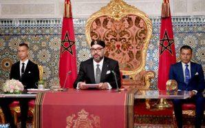 الملك محمد السادس يذكر بمشاكل الشباب ويشخص أزمة التعليم وسوق…