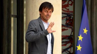 Photo of فيديو: استقالة وزير البيئة الفرنسي نيكولا اولو