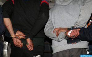 تيفلت: مفتش شرطة ممتاز يستخدم مسدسه لتوقيف شقيقين عرضا حياة…