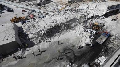 Photo of سوريا: 69 قتيلا في انفجار مستودع للأسلحة بإدلب حسب حصيلة جديدة