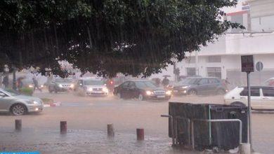 Photo of نشرة خاصة: أمطار عاصفية قوية في العديد من مناطق المملكة