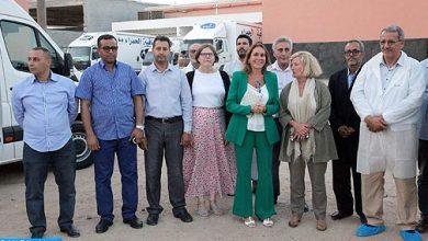 Photo of تقرير بعثة لجنة البرلمان الاروبي إلى الأقاليم الجنوبية للمملكة