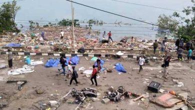 Photo of إندونيسيا.. ارتفاع حصيلة الزلزال والتسونامي إلى 1203 قتيل