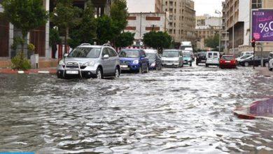 Photo of المغرب: نشرة انذارية حول أحوال الطقس من الإثنين حتى يوم الأربعاء