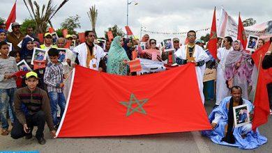 Photo of ذكرى المسيرة الخضراء المظفرة .. ملحمة ساطعة في مسار الكفاح الوطني