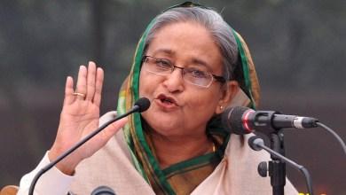 Photo of الشيخة حسينة تحسم الانتخابات التشريعية في بنجلاديش