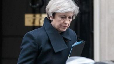 Photo of بريطانيا.. تصويت لحجب الثقة عن رئيسة الوزراء تيريزا ماي
