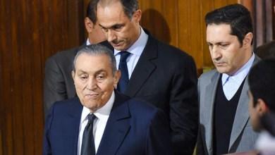 Photo of شاهد في أول ظهور منذ إطلاق سراحه.. حسني مبارك يفجرها !