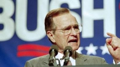Photo of جورج بوش الأب يفارق الحياة في سن الـ 94