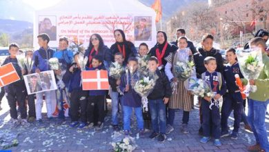 Photo of إقليم الحوز: وقفة تضامنية لفعاليات مجتمعية وسياحية تنديدا بمقتل السائحتين الأجنبيتين